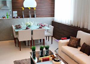 Pronto pra morar - 2 dormitórios 45m² a 66m² - r$