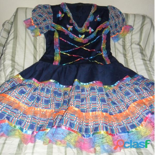 Vestidos de festas juninas plus size