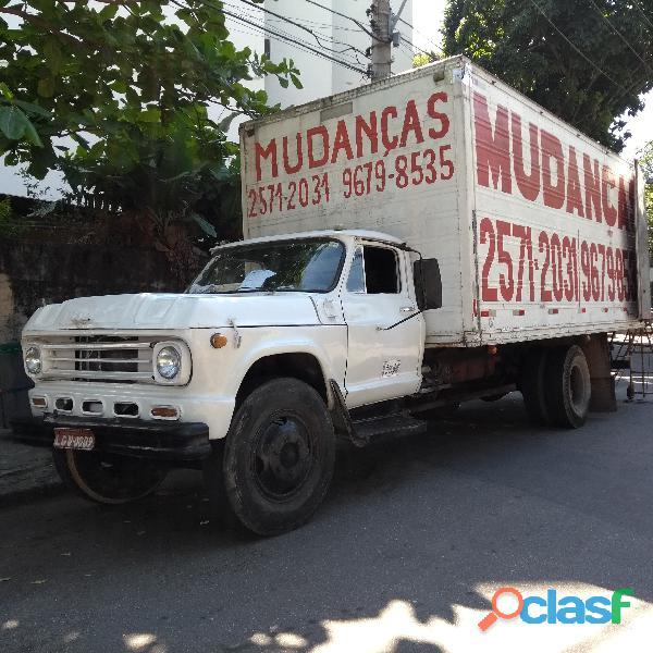 Vendo troco caminhão baú rj 2571 2031/99679 8535