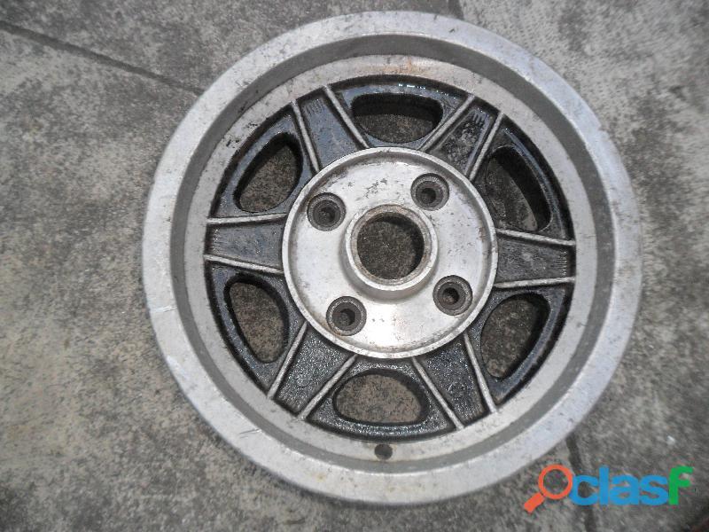 Puma roda aluminio original aro 14 dianteira r$530,00 p.fll cpa mooca