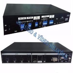 Video wall hdmi 4k*2k 2 x 2 com pip