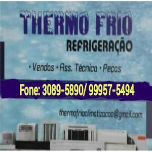 Thermo frio refrigeração e ar condicionado