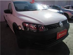 Volkswagen saveiro startline 1.6 t.flex 8v 2015/2016