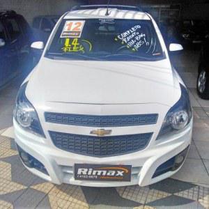 Chevrolet montana sport 1.4 econoflex 8v 2p 2012