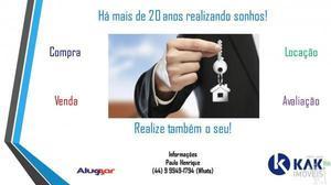 Você quer alugar seu imóvel ou procura um para morar?