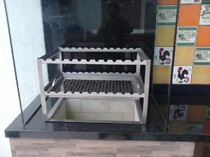 Aço inox - pias de cozinha, churrasq aço inox