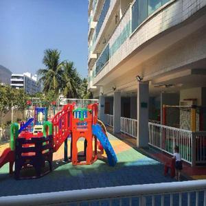 Apt 2 qtos no aquarius residencial freguesia/jacarepagua