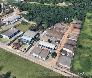 rea industrial norte de joinville