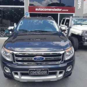Ford ranger limited 3.2 20v 4x4 cd aut. dies. 2014