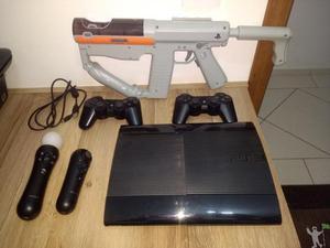 Vende-se console ps3 e jogos