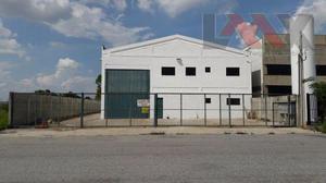 Barracão industrial para venda e locação, éden,