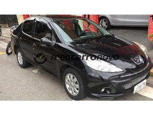 Peugeot 207 sed. passion xr sport 1.4 flex 8v 4p 2011/2011