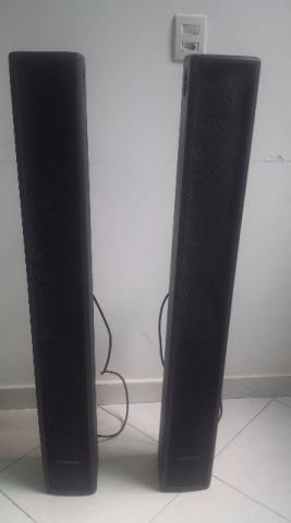 Soundbox vl 8.4 - colunas de caixas ativas/amplificadas -