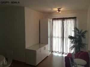 Apartamento para aluguel em vila industrial