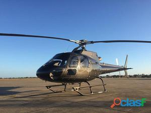 Helicóptero eurocopter france esquilo as350b2 – ano 2013 – 580 h.t.