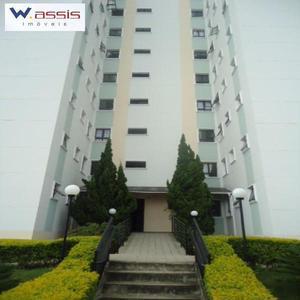 Apartamento - parque residencial eloy chaves