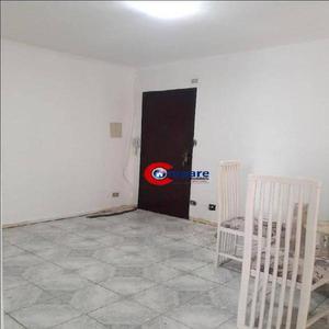 Apartamento residencial para venda e locação, vila rio