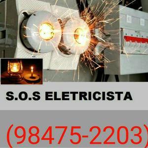 Eletricista profissional emergências preço muito mais
