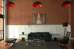 Loft residencial para locação, cerqueira césar, são