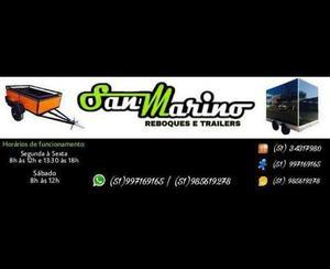 San marino reboques e trailers