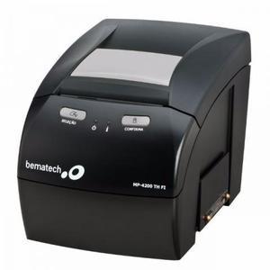 Temos impressora de cupom não fiscal térmica bematech mp