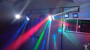 Som e iluminação a partir de r$ 350,00
