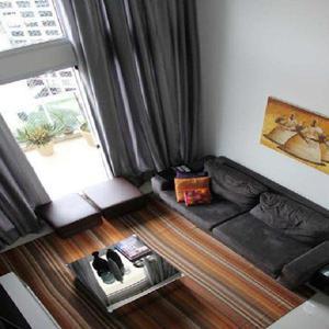 Apartamento mobiliado para locação e venda cidade
