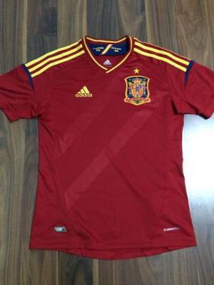 Adidas (camisa infantil seleções – espanha 2012) –