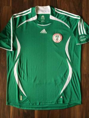 Adidas (camisa nigéria oficial) – importada