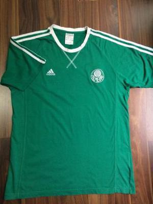 Adidas (camiseta palmeiras - colecionador) – seminova