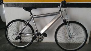 Bicicleta caloi alumínio 21 marchas - impecável