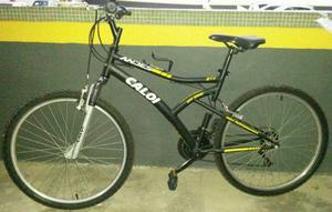 Bicicleta Caloi Andes Aro 26, 21 Marchas