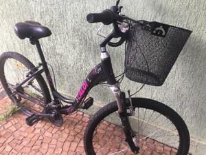 Bicicleta caloi ceci semi nova