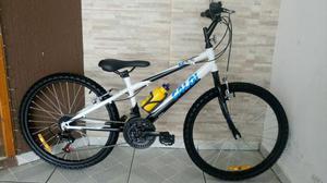 Bicicleta caloi aro 24 max / nova / nuna usada