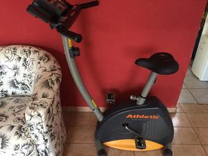 Bicicleta ergométrica semi nova athletic