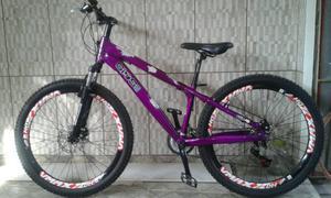 Bicicleta gios vendo