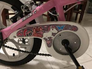 Bicicleta infantil menina aro 16