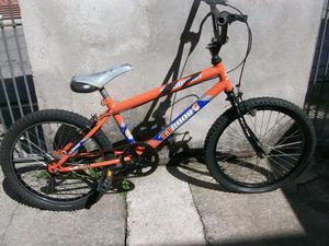 Bicicleta modelo bmx aro 20