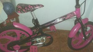 Bicicleta monster high caloi