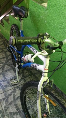 Bicicleta top 21 marcha leia o anúncio