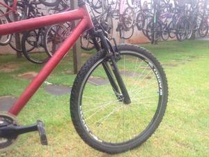 Bike bicicleta vermelha