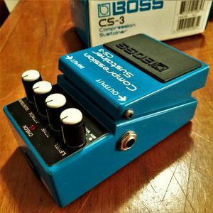 Boss cs3 - compression sustainer