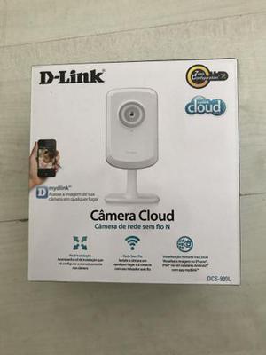 Camera ip wireless d link dcs-930l nova
