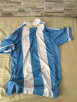 Camisa argentina adidas oficial