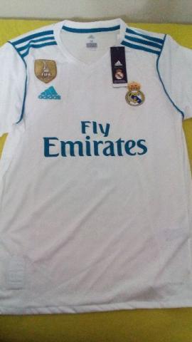 d674617b4f Camisa real madrid (17 18)  nº 7 - cristiano ronaldo