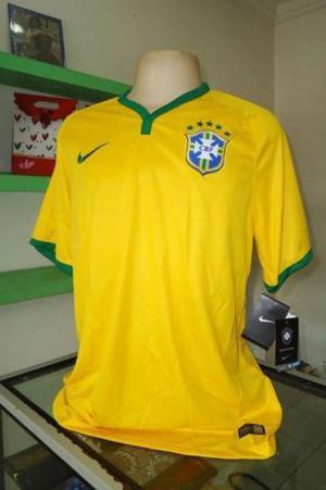 Camisa do brasil amarela nike torcedor oficial b18882fc6d2e7