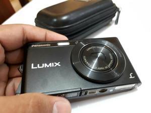 Câmera panasonic lumix 16 megapixels
