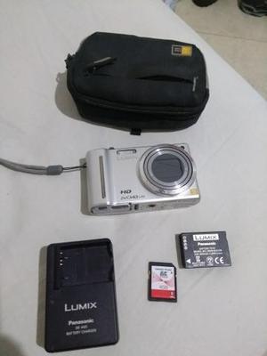 Câmera digital panasonic lumix 12.1 mega pixels