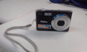 Câmera digital semi-nova philco- usada poucas vezes