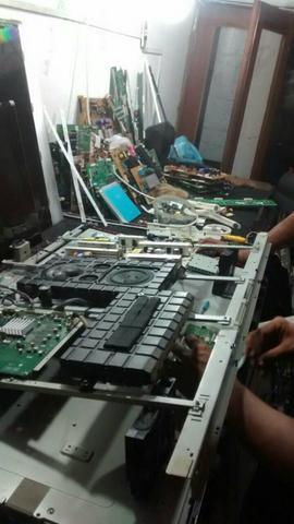 Conserto de tvs lcds, leds e plasma em geral